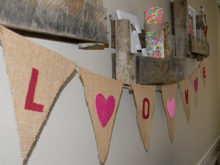 Sweetheart Valentine's Day Decor