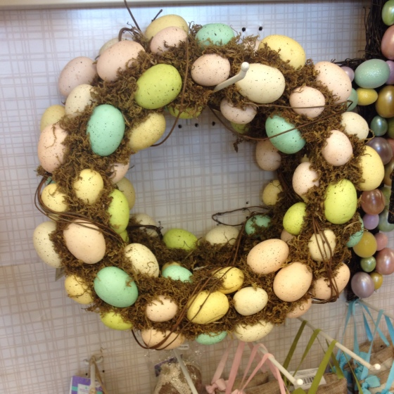 Egg Wreath Inspiration